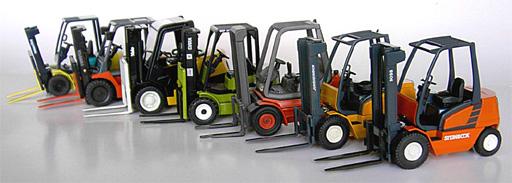Gabelstapler Zubeh�r und Ersatzteile
